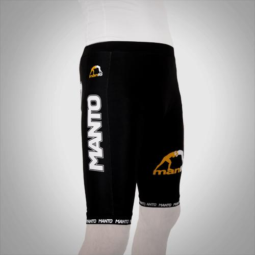 Manto Manto Black Vale Tudo Shorts